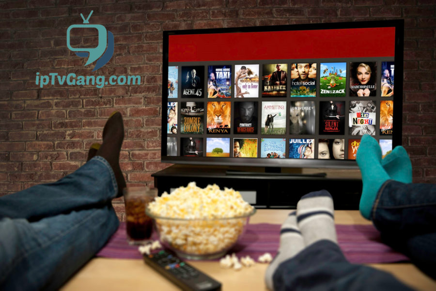 IPTV Gang | One of the Biggest IPTV in the Market